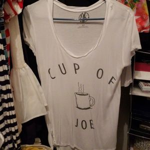 Cup of Joe tshirt